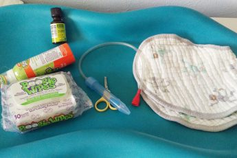 essential items for baby and toddler