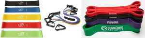 home gym essentials resistance bands
