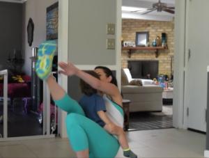 body weight full body metabolic workout