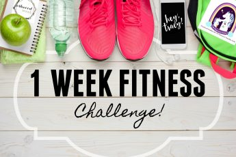 7 day fitness challenge