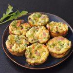 paleo frittata muffins
