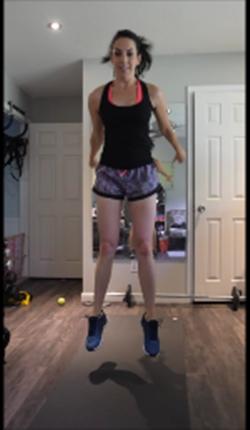 body weight tabata workout