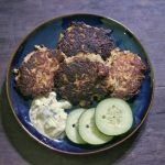 paleo cauliflower falafel recipe