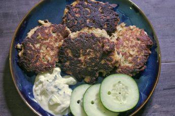 paleo cauliflower falafel recipe